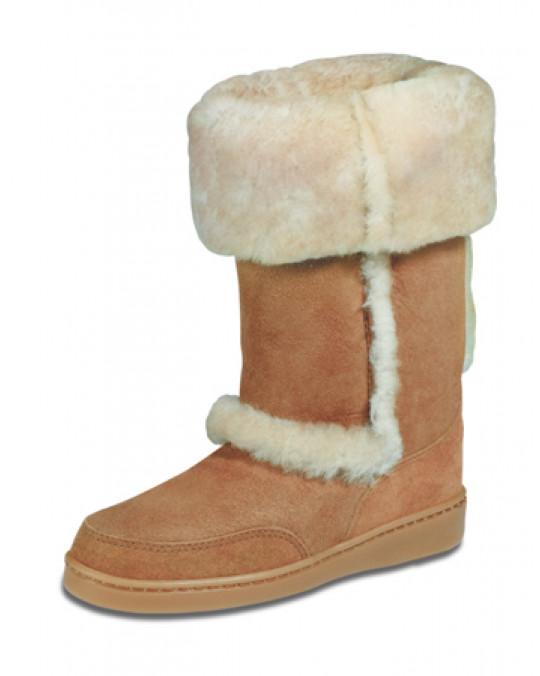 Winter Sheepskin (Lammfell) Stiefel