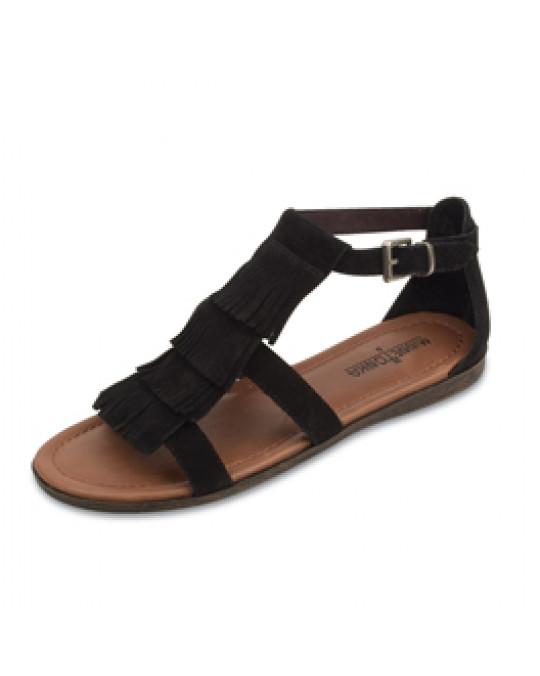 """Sandale """"Maui"""" in schwarz Gr. 39"""