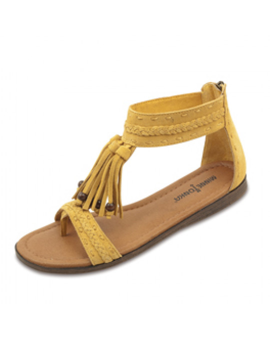 """Sandale """"Belize"""", gelb, 40 und 41"""