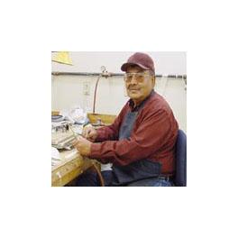 Navajo-Künstler Terry
