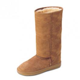 Winter Sheepskin (Lammfell) Stiefel für Herren