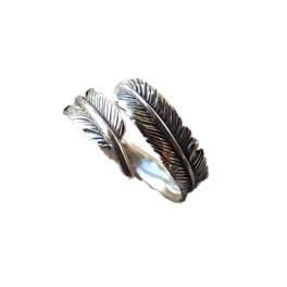 """!HIT Verstellbarer Ring """"Feder"""""""