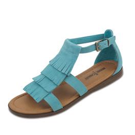 """Sandale """"Maui"""" in aquablau"""