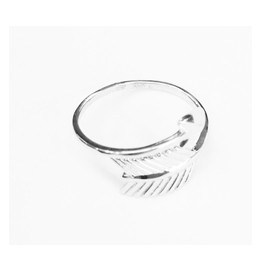 "Verstellbarer Ring ""Arrow"" - Pfeil"