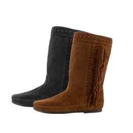 sports shoes 5fad6 257c4 NEU: Mokassin Stiefel