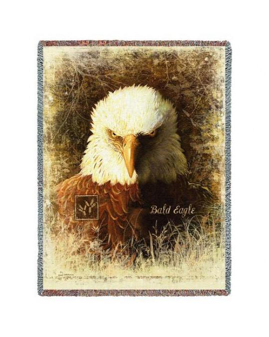 """Web-Decke """"Bald Eagle"""""""