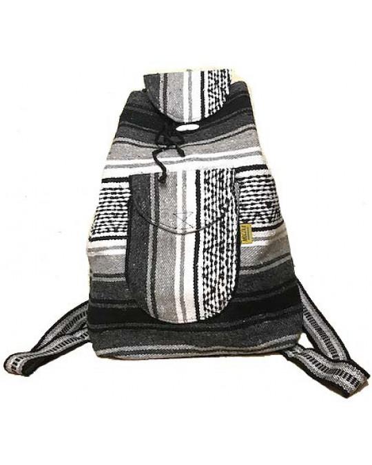 """Mexican Backpack"" - Rucksack aus einer Falsa Decke"