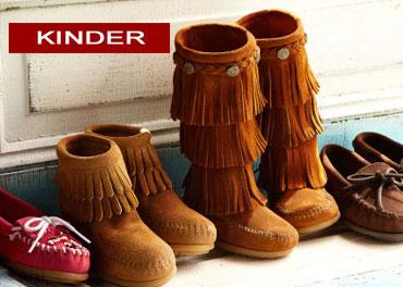 Kinder Minnetonka Schuhe