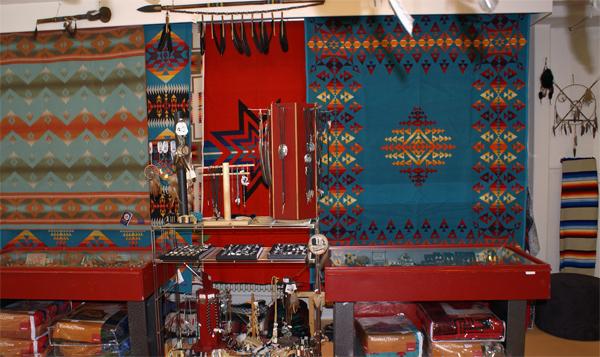 Auswahl an Pendleton Wolldecken